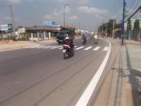 Đất thổ cư 10x31m MT Lê Thị Hà, SHR, thuận tiện xây dựng nhà hàng, khách sạn, biệt thự, giá 125 tỷ LH: 0862521639