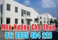 Cho thuê nhà xưởng quận 9, DT: 500, 1000, 2000, 5000, 10.0000m2, LH: 0935464228 A Thuận
