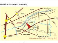cho thuê căn hộ conic skyway 95m2 2pn giá chỉ 65trth lh 0906367966