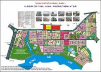 Bán đất dự án phú nhuận mt trương văn bang (lg: 40m) sổ đỏ, 135m2 giá 115tr/m2