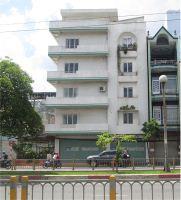 Nhà mặt tiền số 156 - 158 lê đại hành, 7,5x30m, quận 11 cho thuê