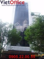 Tòa nhà cho thuê mt số 157 phan đăng lưu, q. phú nhuận