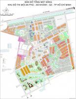 Bán đất an phú an khánh (5x19=89m2) góc 2mt đường 20m 120tr/m2 (5x20)đường 8g giá 82tr/m2