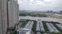 Saigon pearl, chính chủ cần cho thuê gấp căn hộ 2 phòng ngủ, 18tr/tháng, dt 90m2. lh 0911 743 013