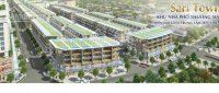 Cho thuê shop mặt tiền nguyễn cơ thạch sala 230m2 có 2 lầu giá 60 triệu/tháng call 0977771919