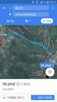 Bán 1 lô đất xã phú an, huyện tân phú, tỉnh đồng nai - 3.4 ha - giá 3.3 tỷ - 093 4466 220