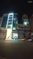 Bán khách sạn đường nguyễn trãi, quận 1. dt: 175m2 4 lầu, tm, 24 phòng, giá 19.5 tỷ