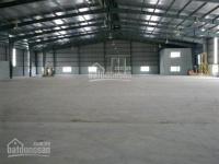 Cho thuê kho xưởng DT: 500m2, 1000m2, 1500m2, 2500m2 đến 5000m2 tại An Khánh, Hoài Đức, Hà Nội