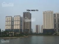 Cần bán các căn n02-t3 ngoại giao đoàn 112.4m2 view hồ tây cực đẹp