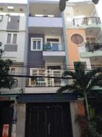 Cho thuê nhà 575/14 điện biên phủ, quận 3. dt: 5.4m x 16m, 2 lầu, sân thượng, 4pn
