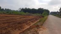 Lô đất 13.500m2 mặt tiền đường ba lan xi, p. thới hòa, thị xã bến cát. giá: 1,35 tr/m2