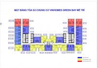 Mở bán căn hộ soho tòa g3 dự án vinhomes green bay mễ trì. lh ms oanh: 0919458729