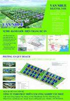 Bán đất dự án cụm công nghiệp Văn Nhuệ, Ân Thi, Hưng Yên