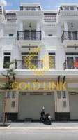Goldlink cho thuê nhà căn góc + căn hầm trung tâm dự án cityland gò vấp