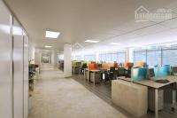 Cho thuê văn phòng hạng A khu Trung Hòa mặt phố đường đôi 25 m2, 40m2, 70m2, 110m2, 250m2, 500m2