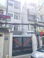 Cần cho thuê nhà nguyên căn, mặt tiền Trần Bá Giao, P5, Q. Gò Vấp DT 4x15m