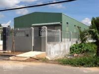Thua đề, cần tiền trả nợ, bán nhà xưởng 500m2, xã Phong Phú, Bình Chánh, giá 2 tỷ - 0938764013