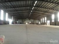 Cho thuê nhà xưởng tiêu chuẩn trong kcn đại đồng, tiên du, bắc ninh. diện tích 3500 đến 18000m2