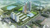 Bán 03 lô liền kề, biệt thự đẹp nhất dự án hd mon city, trung tâm khu mỹ đình, cạnh công viên 18ha