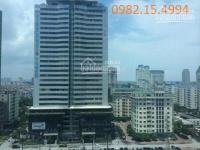 Cho thuê văn phòng vinaconex 9, văn phòng cao cấp phạm hùng, đối diện keangnam. lh: 0982.15.4994