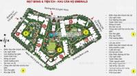 Celadon city mở bán khu emerald block f giá chỉ từ 1tỷ6/căn, chỉ 250 triệu ký hđmb. lh: 0946666662