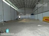 Kho xưởng / nhà xưởng cho thuê đường lê đức thọ quận gò vấp ,dt:300m2