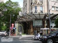 Bán tòa nhà mt đường trương định võ văn tần, phường 6, quận 3, giá chỉ 64 tỷ