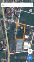Cho thuê 11.000m2 đất giá rẻ tại Thường Tín làm kho vận, LH: 0944 535 891