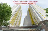 Bảng giá cho thuê từ chủ đầu tư dự án city gate tower võ văn kiệt. lh: 0902 909 210