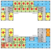 Miễn phí 2 tháng design - chính chủ cho thuê căn shophouse sky center 10 phổ quang, q. tân bình