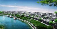 á châu group nhận đặt chỗ dự án bắc sài gòn view sông 1 trệt 1 lầu sân thượng tổng dt 300m2
