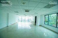 Hót cho thuê nhà mặt phố chùa làng 120m2/2 sàn, tầng 1+2, mặt tiền 8m, giá 110 triệu/tháng