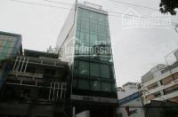 Cho thuê nhà mặt phố 120m2 xây 8 tầng nổi 1 tầng hầm, mặt tiền rộng 7,2m. LH: 0987.51.7766