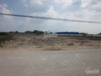 Cần cho thuê đất làm bãi xe trên đường hoàng hữu nam, diện tích 15.000m2, giá 20.000 vnd/m2.