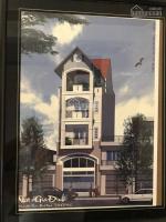 Bán nhà mặt tiền đường hoàng hoa thám, hướng đông, 5m8x17m, 1 trệt, 1 lửng, 3 lầu, 6 phòng ngủ