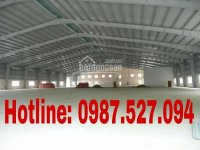 Cho thuê nhà xưởng đường Phạm Văn Sáng, huyện Hóc Môn, diện tích=500m2