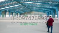 Kho xưởng, nhà xưởng cho thuê khu công nghiệp tân tạo quận bình tân, dt: 2.700m2