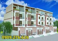 Nhà mới xây 6,4x19m 3 lầu 5 phòng mt đường tl13 q12, sổ hồng riêng, nhận nhà ngay. lh 0909.276.626