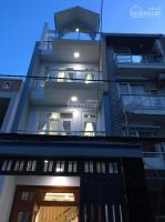 Bán nhà phố mới đúc 4 tấm giá rẻ, vị trí đắc địa tại đường quang trung, phường 8, q. gò vấp