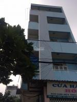Bán Nhà trọ hẻm 256 Phan Huy Ích, phường 12 quận Gò Vấp, 5,5 x 37m, 1 Trệt + 4 Lầu, giá 14 ty