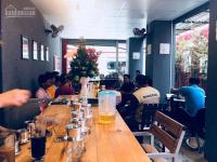 [sang gấp] quán cà phê - nhà hàng tại khu phố tây hẻm nguyễn thị minh khai