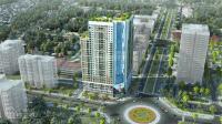 Phòng dự án cho thuê 700m2 sàn thương mại chung cư Golden Field ngã 4 Nguyễn Chánh làm văn phòng