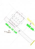 Tôi cần tiền kinh doanh nên bán gấp lô đất thổ cư 479m2 giá chỉ 15.5tr/m2, ngang 19.8mx23m