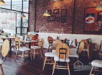 Sang nhượng quán café mp hàng bài, hai bà trưng, giá thuê 50tr/th, giá sang nhượng 500 triệu