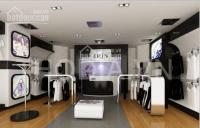 Cho thuê cửa hàng mặt phố lý thường kiệt - đoàn đẹp, trung tâm nhất phố: dt 70m2, mt 4.8m