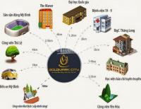 Cho thuê sàn thương mại tầng 1, 2 tòa goldmark city, 136 hồ tùng mậu dt 80m2, 120m2, 400m2