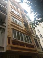 Nhà ngõ 1 Phạm Tuấn Tài. DT 85m2 xây dựng 4,5 tầng, căn góc 2 mặt tiền, mặt ngõ rộng 8m