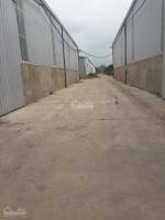 Kho xưởng 1000m2 cho thuê tại nguyên khê, đông anh, hà nội