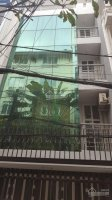 Tòa nhà cho thuê mặt tiền đường Lam Sơn, Phường 2, Tân Bình. 5x24m, hầm, 4 lầu, 10 phòng, 40 tr