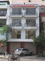 Nhà mặt phố nguyễn khánh toàn diện tích 100m2 xây 4 tầng mặt tiền 7m, giá 70 triệu/tháng